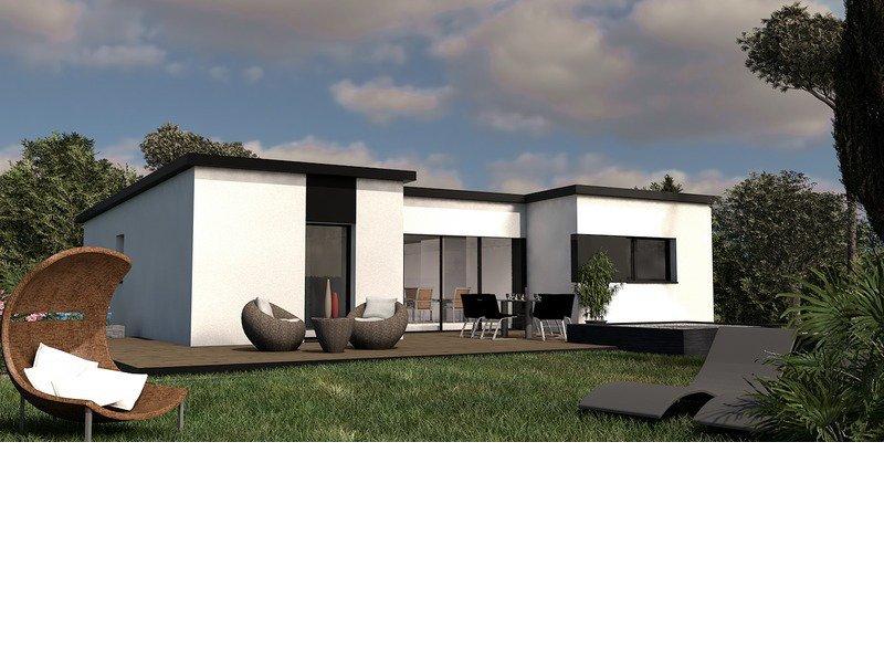 Maison+Terrain de 5 pièces avec 4 chambres à Janzé 35150 – 285745 €