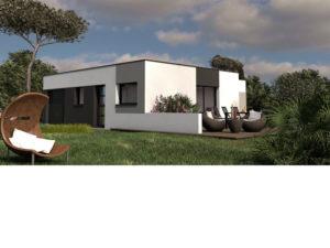 Maison+Terrain de 4 pièces avec 3 chambres à Benon 17170 – 161500 €