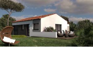 Maison+Terrain de 4 pièces avec 3 chambres à Benon 17170 – 161600 €