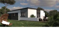 Maison+Terrain de 5 pièces avec 4 chambres à Caudan 56850 – 215000 €