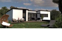Maison+Terrain de 4 pièces avec 3 chambres à Guidel 56520 – 232500 €