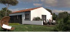 Maison+Terrain de 4 pièces avec 3 chambres à Thairé 17290 – 189700 €
