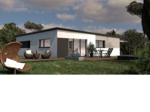 Maison+Terrain de 4 pièces avec 3 chambres à Benon 17170 – 149900 €