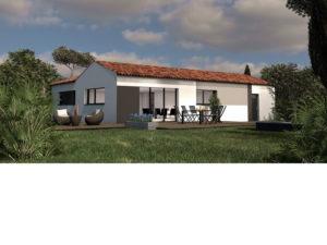 Maison+Terrain de 5 pièces avec 4 chambres à Benon 17170 – 176500 €