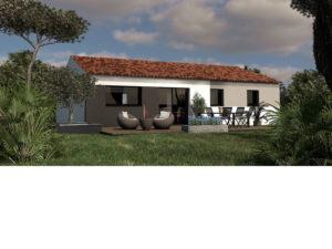 Maison+Terrain de 4 pièces avec 3 chambres à Benon 17170 – 160700 €