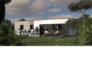 Maison+Terrain de 5 pièces avec 4 chambres à Benon 17170 – 182500 €