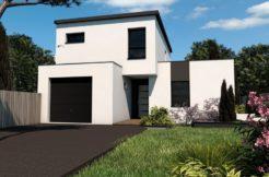 Maison+Terrain de 5 pièces avec 4 chambres à Caudan 56850 – 266000 €