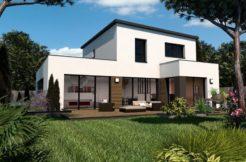 Maison+Terrain de 5 pièces avec 4 chambres à Pont Scorff 56620 – 263400 €