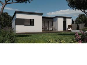 Maison+Terrain de 4 pièces avec 3 chambres à Ciré d'Aunis 17290 – 164300 €