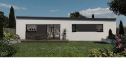 Maison+Terrain de 4 pièces avec 3 chambres à Longèves 17230 – 186800 €