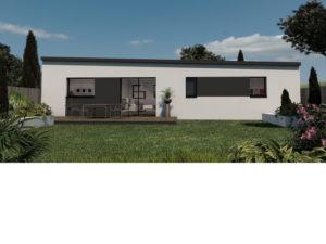 Maison+Terrain de 4 pièces avec 3 chambres à Benon 17170 – 156700 €