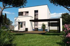 Maison+Terrain de 4 pièces avec 3 chambres à Aigrefeuille d'Aunis 17290 – 208500 €