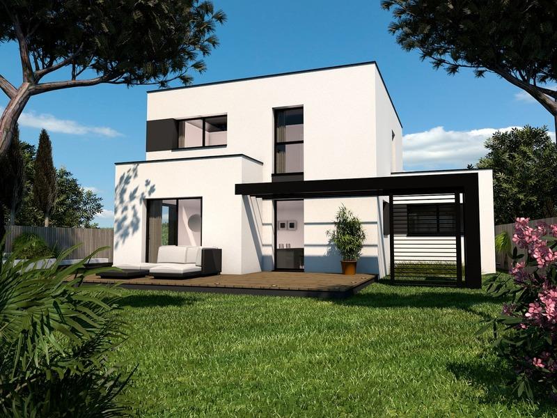 Maison+Terrain de 4 pièces avec 3 chambres à Aigrefeuille d'Aunis 17290 – 196500 €