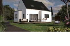 Maison+Terrain de 6 pièces avec 4 chambres à Saint Renan 29290 – 221381 € - JPD-19-06-21-5