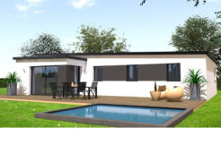 Maison+Terrain de 4 pièces avec 3 chambres à   – 267449 € - VCHA-19-08-02-3