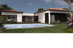 Maison+Terrain de 5 pièces avec 3 chambres à Léguevin 31490 – 406000 €