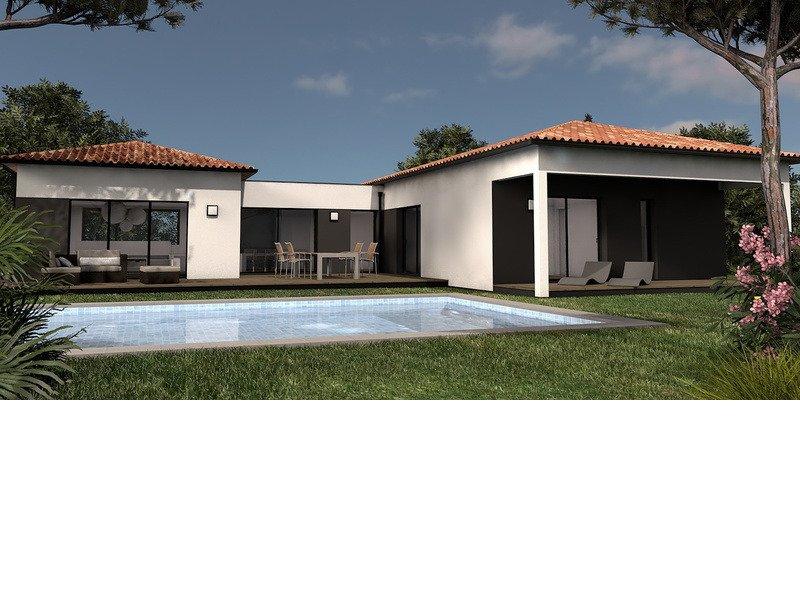 Maison+Terrain de 5 pièces avec 3 chambres à Tournefeuille 31170 – 451000 € - RCAM-18-08-02-12