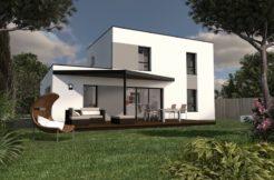 Maison+Terrain de 5 pièces avec 4 chambres à Landivisiau 29400 – 208200 €