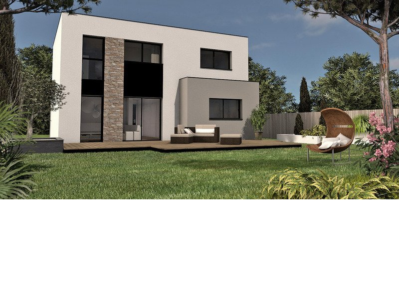 Maison+Terrain de 5 pièces avec 4 chambres à Cintré 35310 – 288000 € - RTU-19-02-07-7