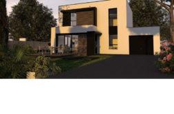 Maison+Terrain de 5 pièces avec 4 chambres à Monterfil 35160 – 199000 € - RTU-18-11-21-16