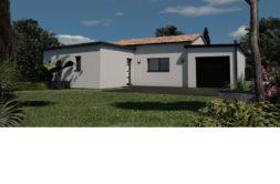 Maison+Terrain de 5 pièces avec 3 chambres à Cellier 44850 – 271426 € - BF-19-09-20-2
