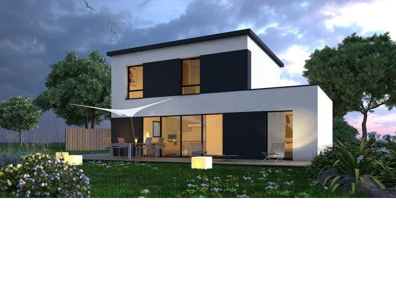 Maison+Terrain de 5 pièces avec 4 chambres à Cléder 29233 – 166920 € - MBELL-18-07-11-91