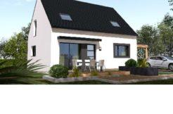 Maison+Terrain de 5 pièces avec 4 chambres à Bobital 22100 – 169202 €