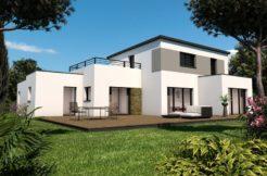 Maison+Terrain de 7 pièces avec 4 chambres à Cléder 29233 – 309220 € - PDUR-18-07-19-5
