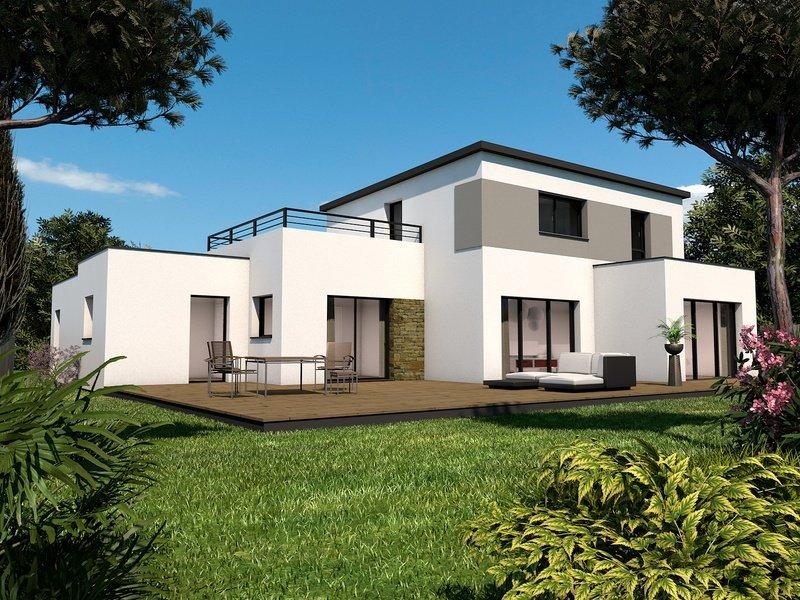 Maison+Terrain de 7 pièces avec 4 chambres à Guipavas 29490 – 380000 € - PDUR-18-07-18-12