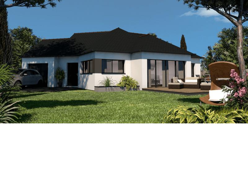 Maison+Terrain de 4 pièces avec 3 chambres à Locminé 56500 – 202500 € - GCOL-18-03-30-9