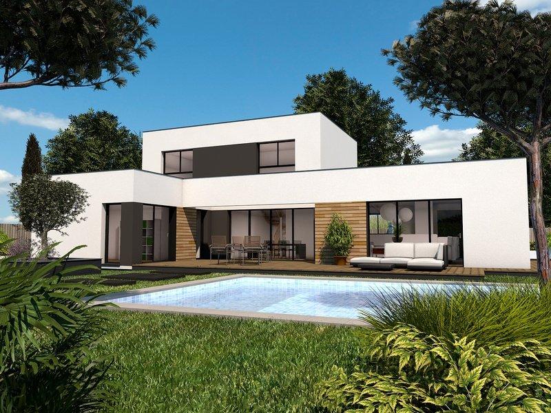 Maison+Terrain de 7 pièces avec 4 chambres à Pian Médoc 33290 – 558000 € - EMON-18-09-10-30