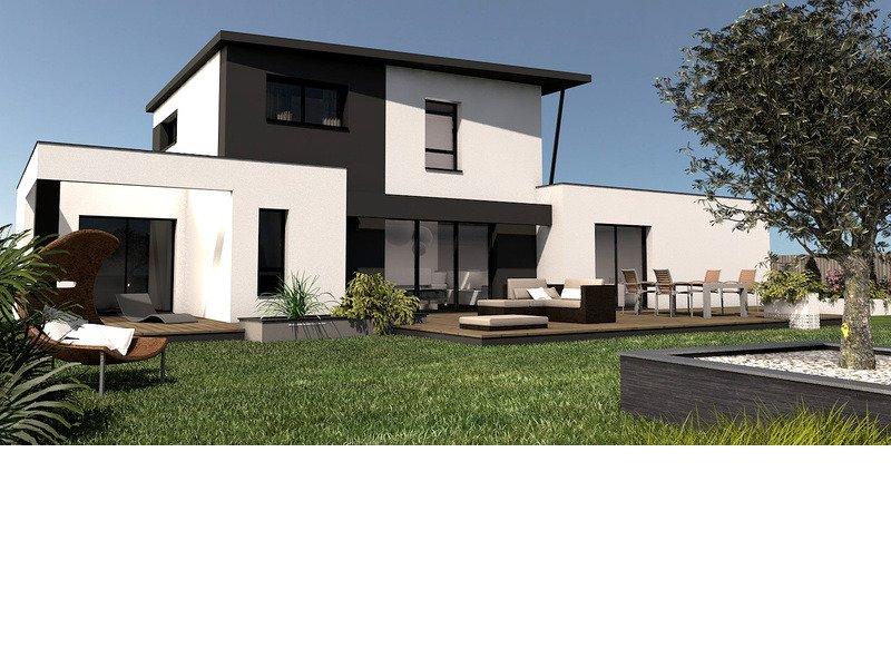 Maison+Terrain de 6 pièces avec 3 chambres à Landivisiau 29400 – 309089 € - MHE-18-06-20-132