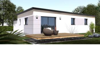 Maison+Terrain de 5 pièces avec 3 chambres à Vieillevigne 44116 – 173334 €