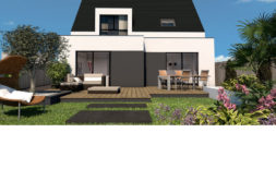 Maison+Terrain de 5 pièces avec 4 chambres à Cléder 29233 – 235098 € - MHE-19-03-15-99