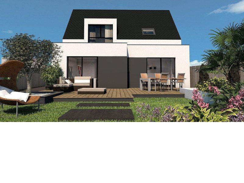 Maison+Terrain de 5 pièces avec 4 chambres à Carantec 29660 – 211540 € - MHE-18-07-09-129
