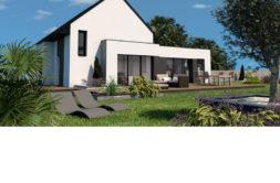 Maison+Terrain de 4 pièces avec 3 chambres à Santec 29250 – 249000 € - MHE-18-12-14-21