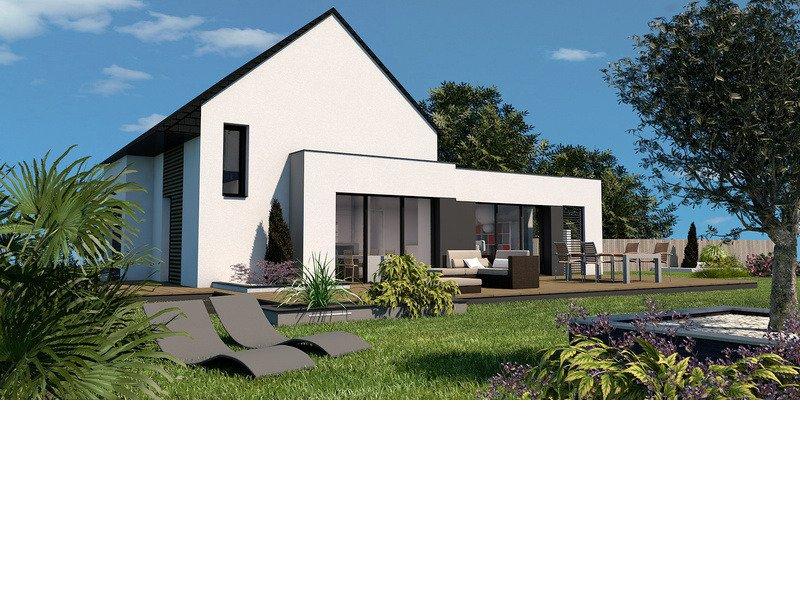 Maison+Terrain de 4 pièces avec 3 chambres à Carantec 29660 – 220800 € - MHE-18-08-01-33