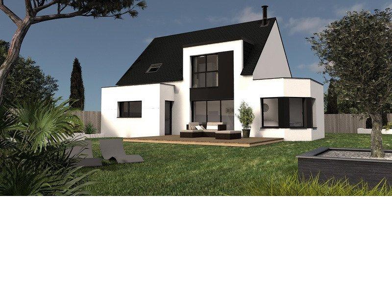 Maison+Terrain de 5 pièces avec 4 chambres à Mellac 29300 – 221000 € - GCOL-18-08-10-101