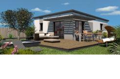 Maison+Terrain de 3 pièces avec 2 chambres à Santec 29250 – 232000 € - MHE-18-06-25-224