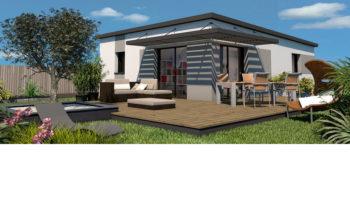 Maison+Terrain de 3 pièces avec 2 chambres à Santec 29250 – 185290 € - MHE-18-06-20-48