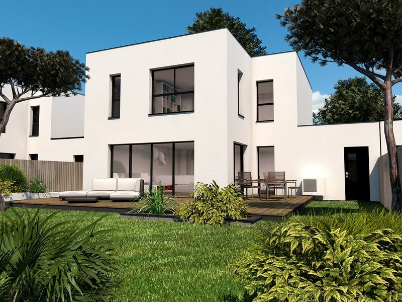 Maison+Terrain de 7 pièces avec 3 chambres à Pessac 33600 – 485000 € - EMON-18-01-05-48