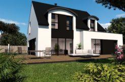 Maison+Terrain de 6 pièces avec 3 chambres à Perros Guirec 22700 – 325858 € - SDEN-19-03-22-22