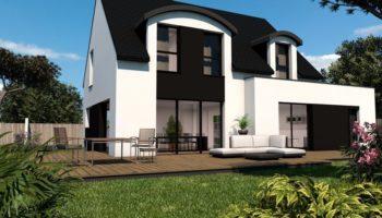 Maison+Terrain de 6 pièces avec 3 chambres à Trébeurden 22560 – 263477 € - SDEN-19-03-22-38