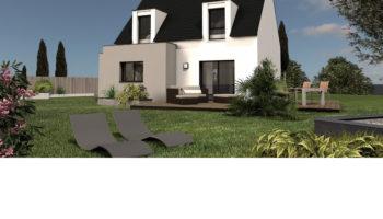 Maison+Terrain de 6 pièces avec 3 chambres à Lannion 22300 – 219000 € - SDEN-19-01-16-40