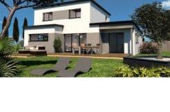 Maison+Terrain de 4 pièces avec 3 chambres à   – 284150 € - VCHA-19-08-02-4