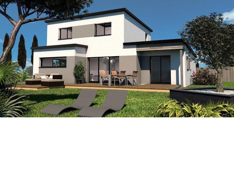 Maison+Terrain de 4 pièces avec 3 chambres à Saint Armel 35230 – 336012 € - VCHA-18-09-06-14