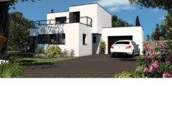 Maison+Terrain de 4 pièces avec 3 chambres à Guichen 35580 – 396700 € - VCHA-18-06-28-9