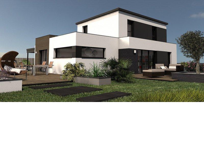 Maison+Terrain de 4 pièces avec 3 chambres à Guichen 35580 – 348201 € - VCHA-18-06-28-10