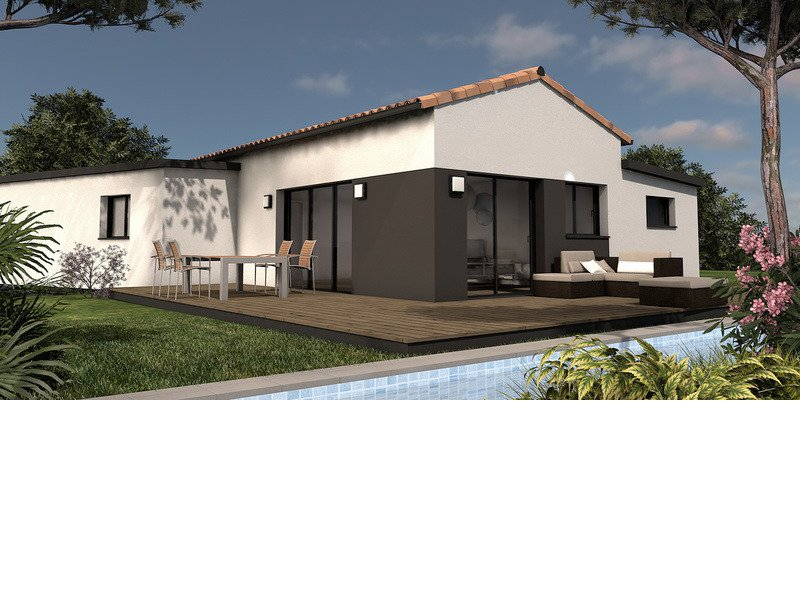 Maison+Terrain de 4 pièces avec 3 chambres à Vacquiers 31340 – 244500 € - CPO-18-06-14-20