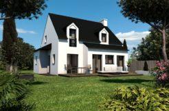 Maison+Terrain de 5 pièces avec 4 chambres à Minihic sur Rance 35870 – 233500 € - NGL-18-11-16-5